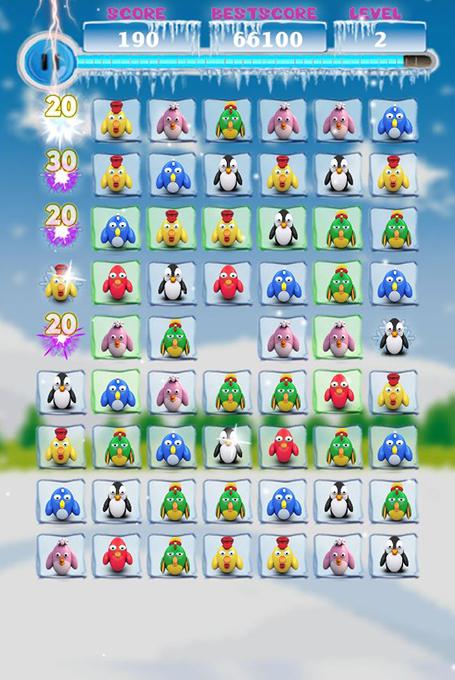 Penguin Club : Match 3